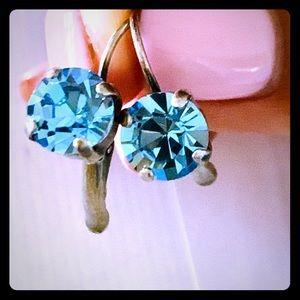 Mariana Aqua earrings